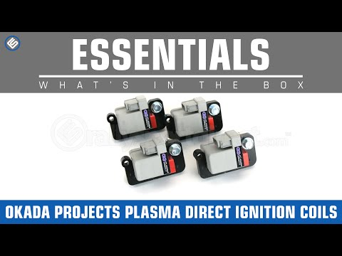Okada Projects Plasma Direct Ignition Coils- Whats in the Box?