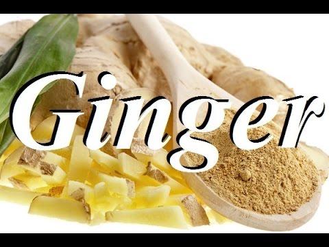 20 Health Benefits of Ginger