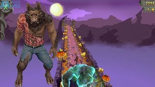 iGameMix😀TEMPLE RUN 2 Fullscreen☑️WOLFMAN NewHighScore Spooky Summit*Gameplay For Kid#320