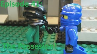 LEGO Ninjago Time Of The Cursed Episode 41-The Possesion!