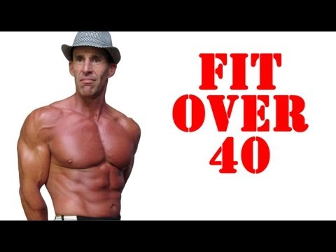 Fit Over 40 Tips
