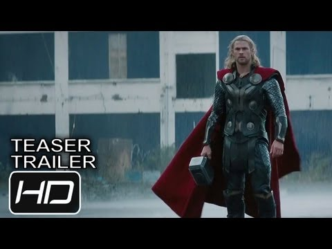 Thor: Un Mundo Oscuro - Teaser Trailer Espaol Latino - HD