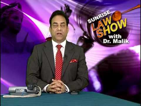 Sunrise Law Show Nov 25, 2012 Seg 2