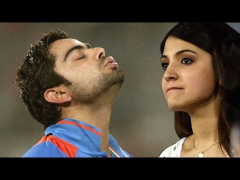 Anushka Sharma Reacts On Being Called Boyfriend Virat Kohli's Distraction video