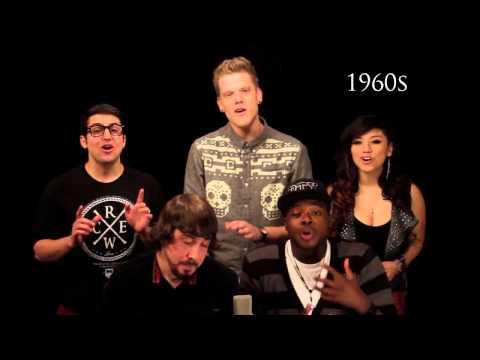 Evolution of Music   Pentatonix (PTXofficial)