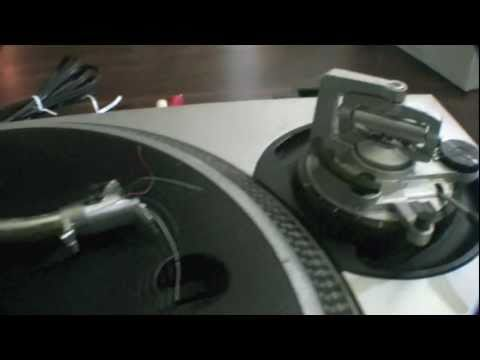 Tech-Modified Episode 1 Technics SL-1200 MK2 Power Switch Replacement