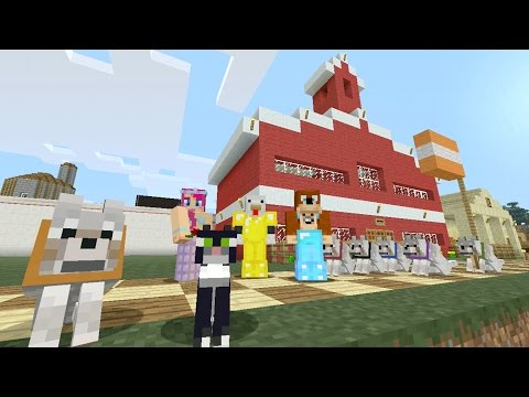 Minecraft Xbox School Day 244