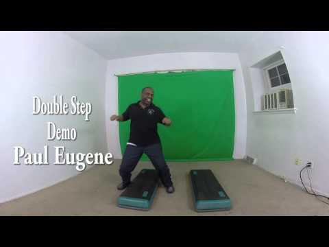 Double Step Aerobics Choreography Demo