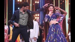 Sidharth Malhotra And Jacqueline Fernandez Dance At Sa Re Ga Ma Pa Lil Champs 2017