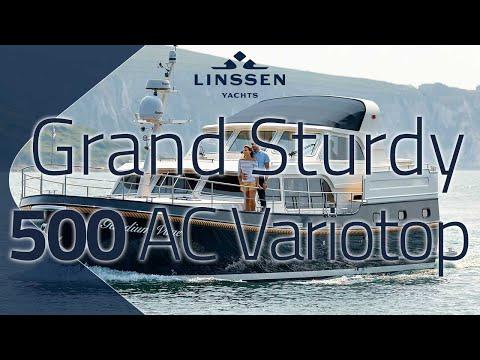 Linssen Yachts Grand Sturdy 500 AC Variotop