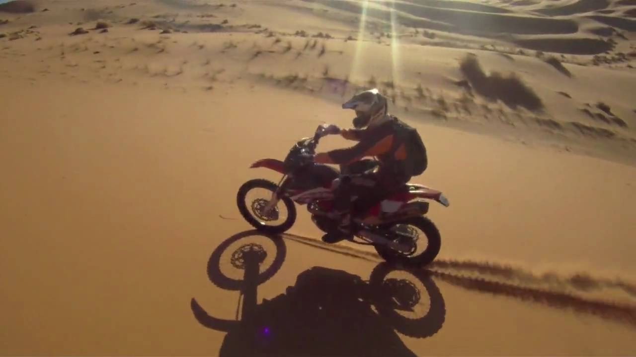raid moto maroc 2010 l 39 ours des dunes youtube. Black Bedroom Furniture Sets. Home Design Ideas
