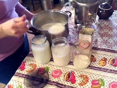 Как сделать ряженку в домашних условиях бабушкин рецепт
