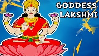 download lagu Goddess Lakshmi Story  Animated Cartoon Story In Hindi gratis