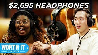 $49 Headphones Vs. $2,695 Headphones