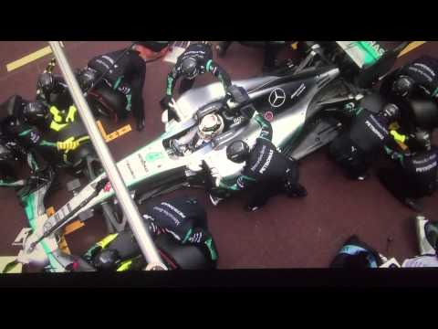 What went wrong for Lewis Hamilton at Monaco?