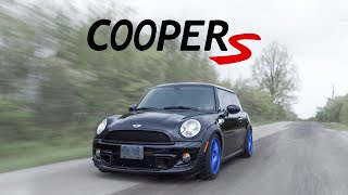 Mini Cooper S Inspired By Goodwood (Designed by Rolls Royce) Review