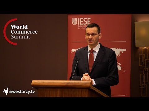 WORLD COMMERCE SUMMIT: GATEWAY TO THE EMIRATES, Warszawa,  14-15 Kwietnia 2016