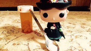 MARY POPPINS Disney Funko POP! Vinyl Figure Review