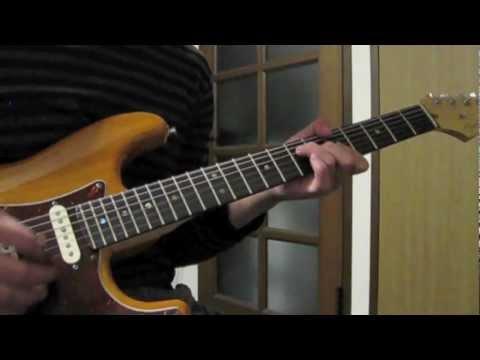 【Nuno Bettencourt】Monkey Paw (guitar cover)