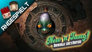 Angespielt: Oddworld: New And Tasty [FullHD] [deutsch]