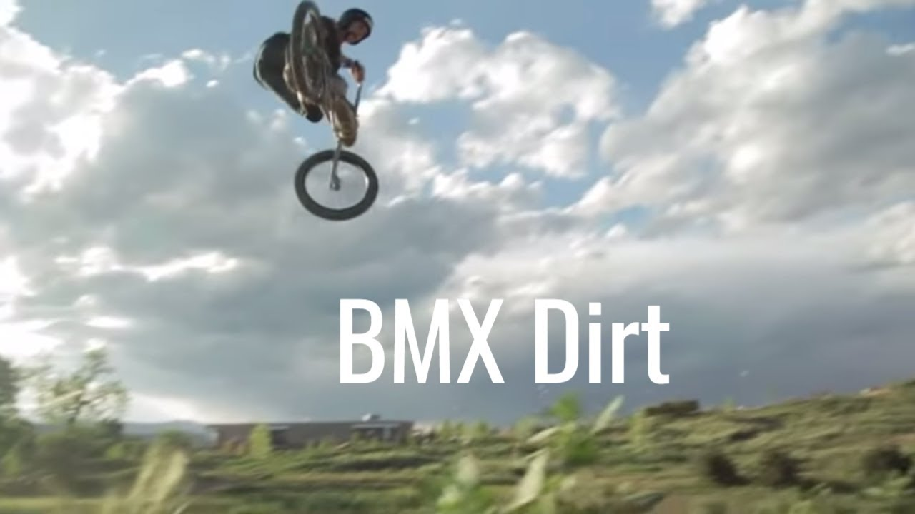 Bike Jumping Parks BMX Pro Dirt Jump Session