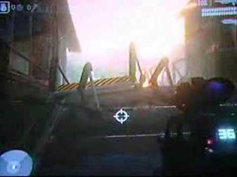 Halo 3 Floodgate - Fog Skull!