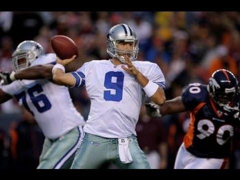 Denver Broncos 51, Dallas Cowboys 48: Peyton Manning, Tony Romo Set Records