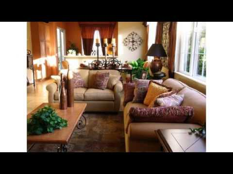 Ideas to decorate a small living room