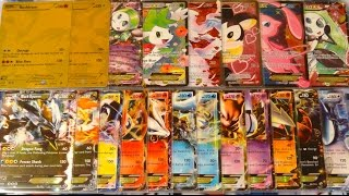 Toutes les Cartes Pokémon ULTRA RARES Noir & Blanc Legendary Treasures ! EX GOLD FULL ART ZEKROM !