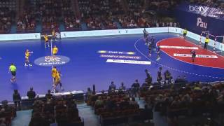 Qualif Euro 2018 M1 - France 37-20 Lituanie [2016-11-03] HD