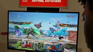 NAKAT (Pikachu) Vs D1 (Cloud)- Super Smash Bros. Ultimate