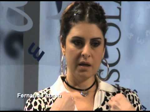 Orgulho de ter professor - Fernanda Abreu