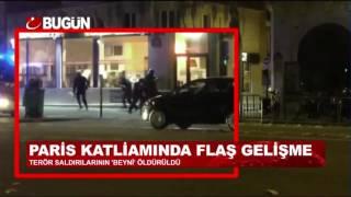 PARİS SALDIRILARININ 'BEYNİ' ÖLDÜRÜLDÜ