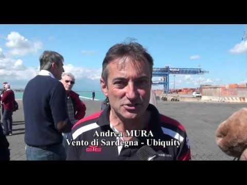 Vento di Sardegna di Andrea Mura: il varo di Ubiquity a Cagliari
