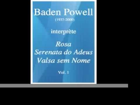 Le guitariste Baden Powell (1937-2000) interprète... - vol. 1