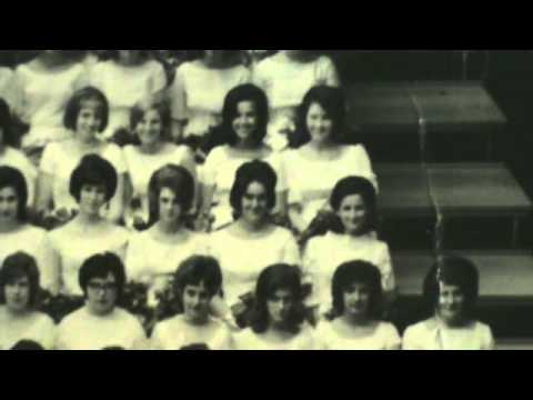 Nazareth Academy, Rochester, NY 1964 Commencement (The Lord is My Light) - 04/29/2014