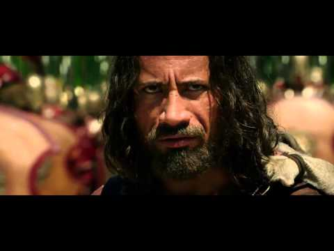 Hercules - Official Trailer #2 Dwayne Johnson [HD]