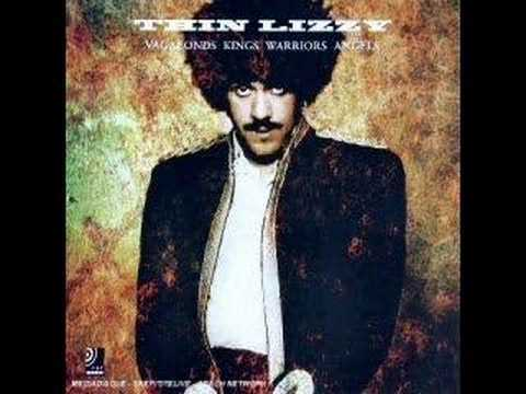 Phil Lynott and Eric Bell (Thin Lizzy) - Song for Jimi