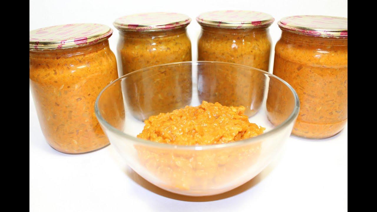 Как жарить икру из кабачков пошаговый рецепт