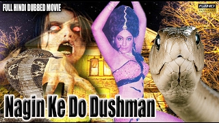 New Action Hindi Dubbed Movie | Nagin Ke Do Dushman | Asrani | Jayshree | Full HD movie |