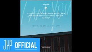 "Stray Kids 〈I am YOU〉  Inst. Lyric Card 3 ""편(My Side)"""