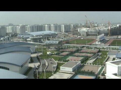Туркменистан готовится к Азиаде