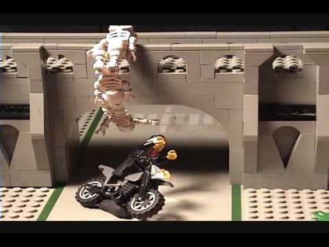 Jailbait Zombie Book Trailer Lego Vampire Movie With Intro By Author video