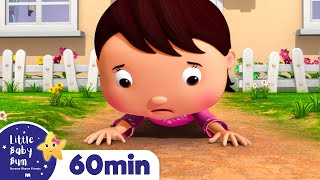 Accidents Happen Song | Nursery Rhymes and Kids Songs | Baby Songs | Little Baby Bum