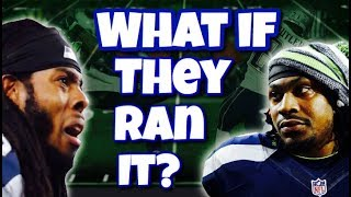 What if the Seahawks Ran the Ball?