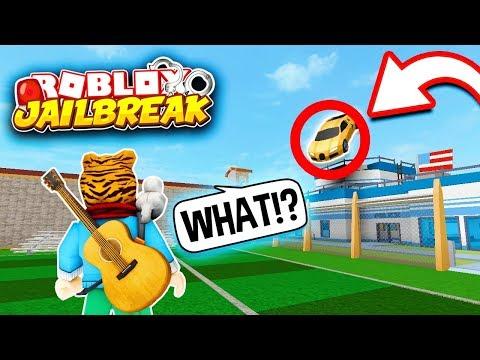 HOW TO GET THE BUGATTI INTO THE PRISON!! NO HACKS OR GLITCHES! (ROBLOX JAILBREAK)