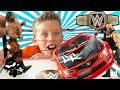 Ninja Kidz WWE Championship Battle Wrekkin Slam Mobile!