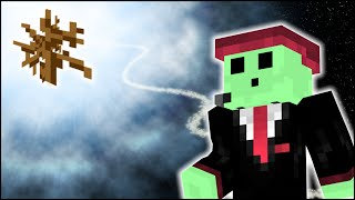 Pete Goes To Heaven (Well... In Minecraft)