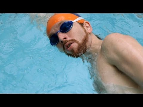 How To Breathe During A Front Crawl | Swimming Lessons video