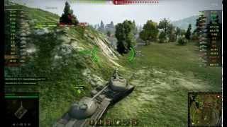 Взрыв БК и отрыв башни КВ-2! - ViYoutube